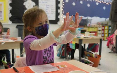 'We are committed to kids': Dental practice teams up with school STEM program